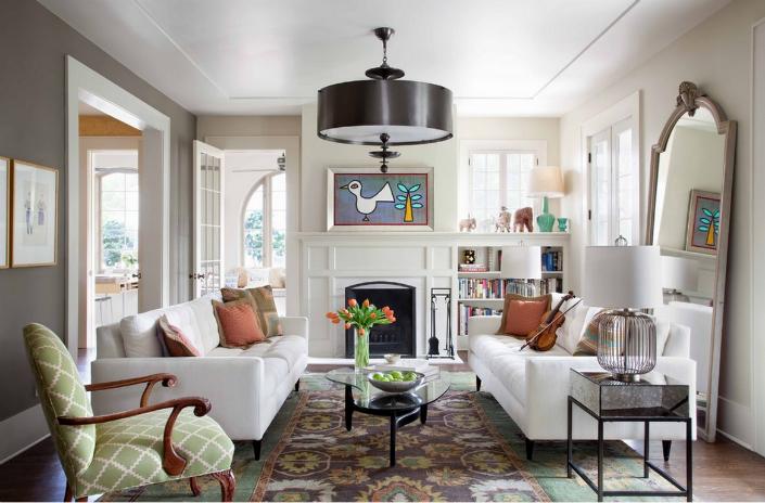 Elle Decor Inspiring Ideas For Living Room Home Inspiration