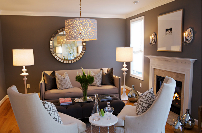Elle Decor Inspiring Ideas for Living Room Lamps home inspiration ideas