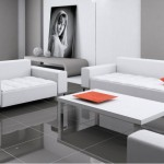 Living Room Furniture: Indulgent Modern