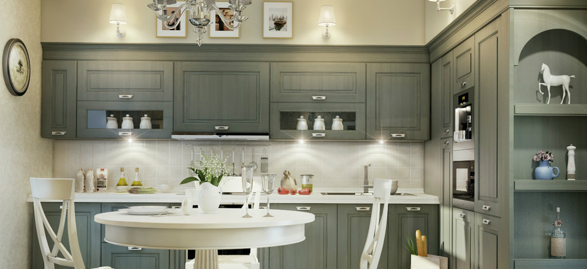 5 LUXURIOUS TRADITIONAL KITCHEN IDEAS
