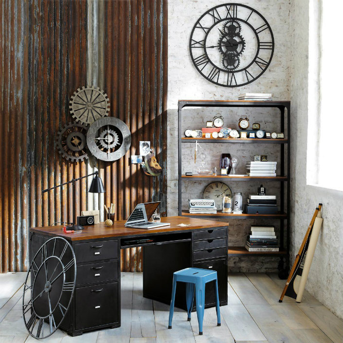 Industrial interiors home inspiration ideas