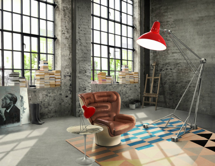 Transform Your Interiors With Industrial Style home inspiration ideas