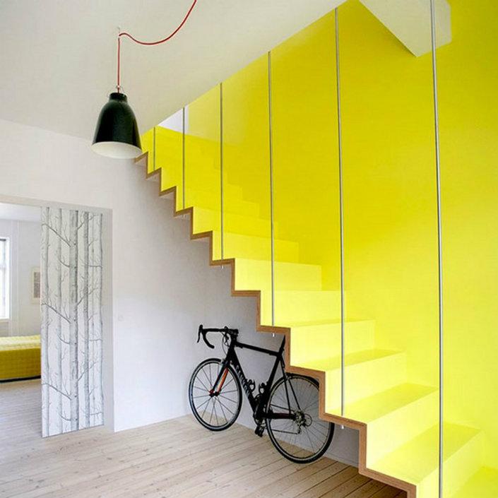 10 Unique and Creative Staircase Designs 1