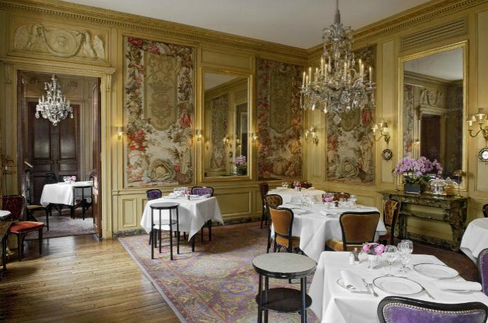 Interiors around the world interior designer fran ois for Famous interior designers in history