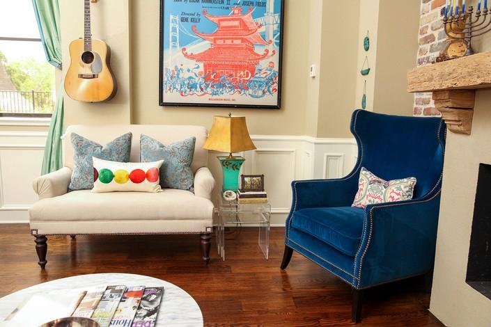 b LIVING ROOM DECOR IDEAS Top 50 Blue Velvet Armchairs (11) home inspiration ideas