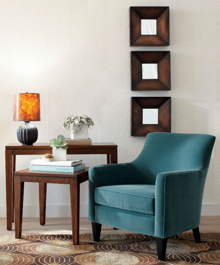 b LIVING ROOM DECOR IDEAS Top 50 Blue Velvet Armchairs (17) home inspiration ideas