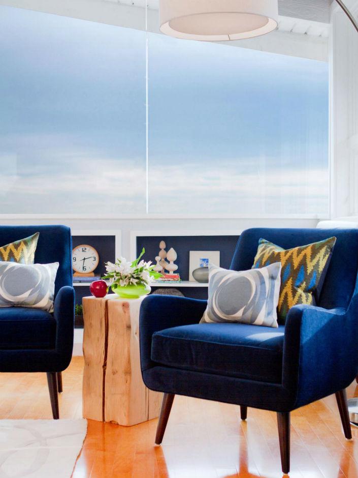 b LIVING ROOM DECOR IDEAS Top 50 Blue Velvet Armchairs (18) home inspiration ideas