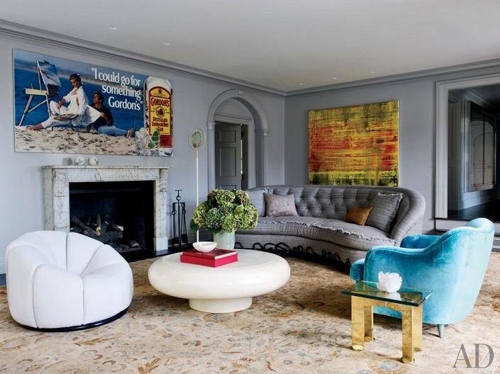 b LIVING ROOM DECOR IDEAS Top 50 Blue Velvet Armchairs (6) home inspiration ideas