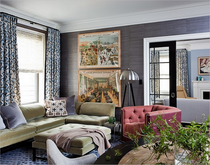 p LIVING ROOM DECOR IDEAS Top 50 Velvet Armchairs (13) home inspiration ideas