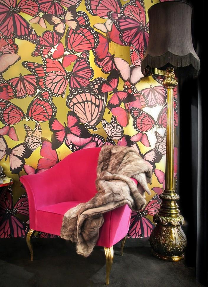 p LIVING ROOM DECOR IDEAS Top 50 Velvet Armchairs (14) home inspiration ideas