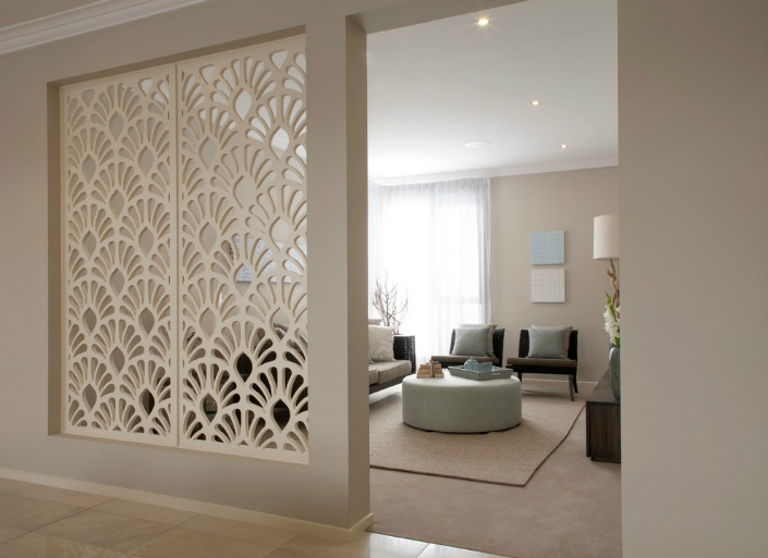 Wall Screen Divider Living Room Furniture Ideas How To Decorate A Home