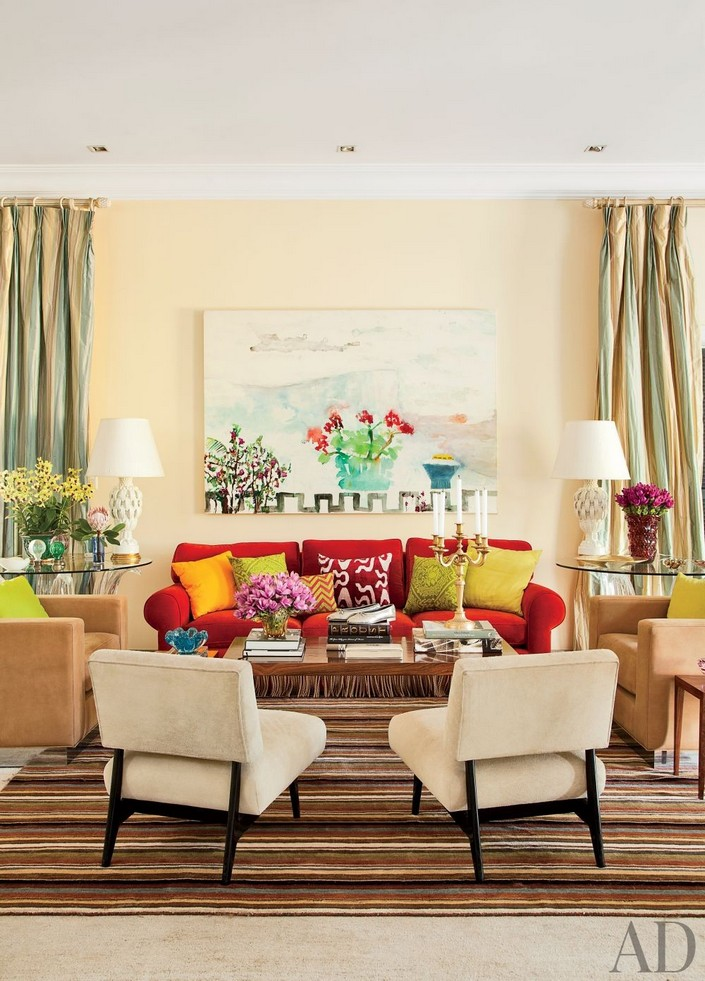 w LIVING ROOM DECOR IDEAS Top 50 White Velvet Armchairs (22) home inspiration ideas