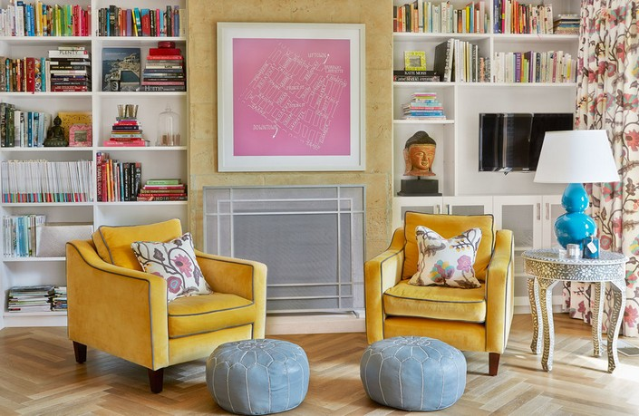y LIVING ROOM DECOR IDEAS Top 50 Yellow Velvet Armchairs (3) home inspiration ideas