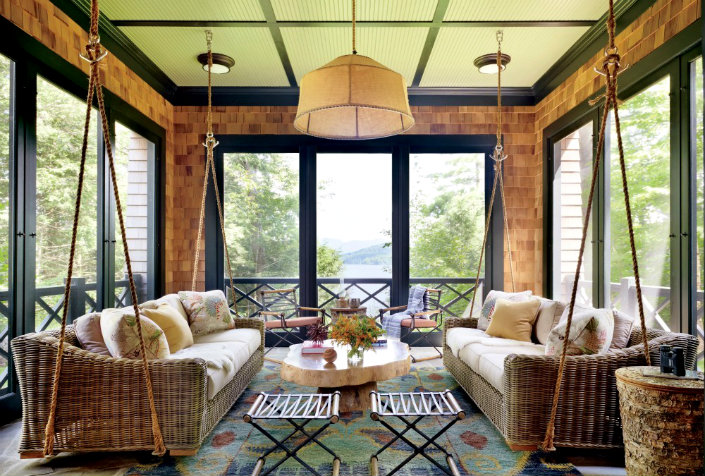 15 Outdoor Spaces That Will Get You Inspired 13 home inspiration ideas