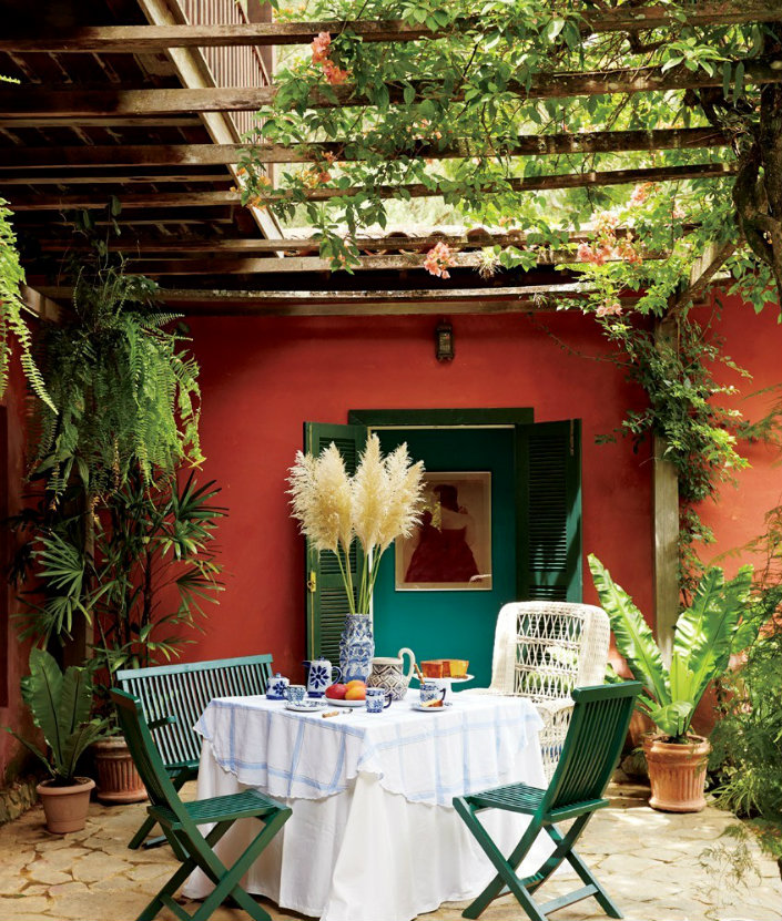 15 Outdoor Spaces That Will Get You Inspired