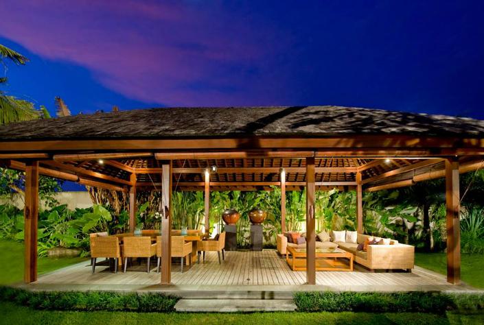 Luxury Outdoor Space & Garden Ideas