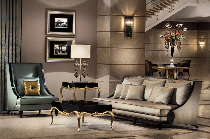 Best Luxury Brands Living Room Furniture