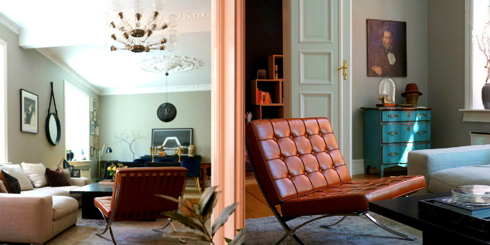 Interiors Around The World: Inside An 1890s Apartment In Norway home  inspiration ideas ...