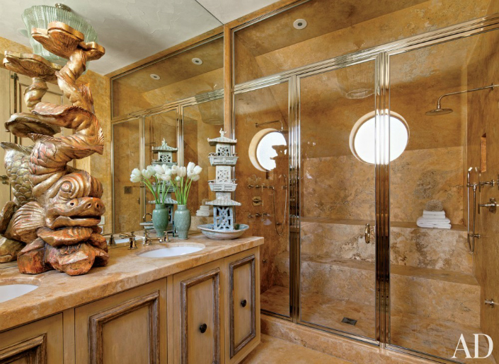 Exotic Tiles For A Beautiful Bathroom 7 EXOTIC TILES FOR A BEAUTIFUL  BATHROOM 7 EXOTIC TILES