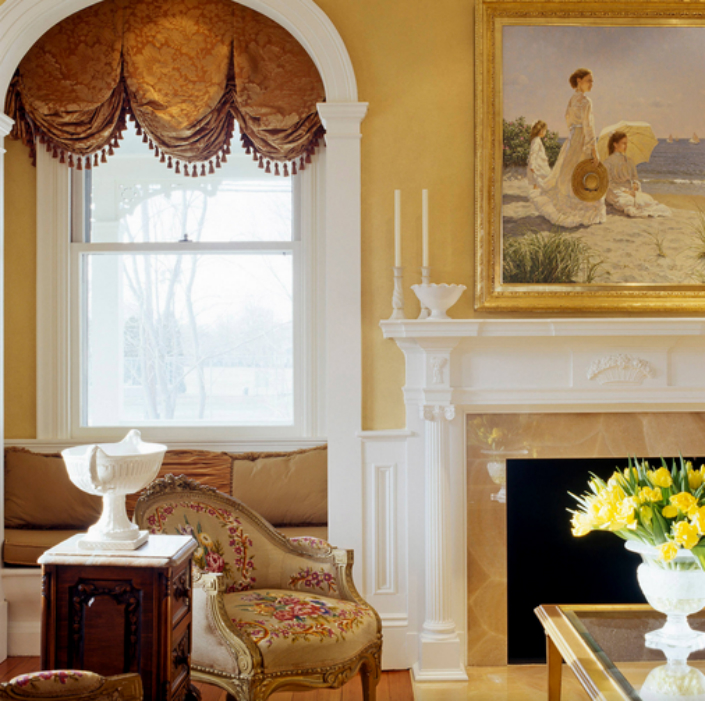 10 The Great Gatsby Living Room Ideas