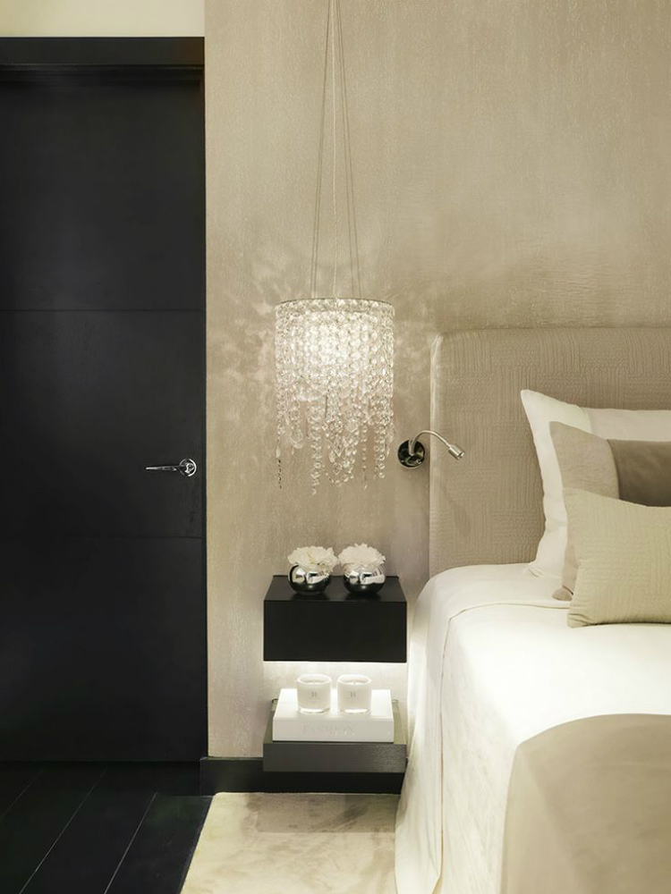 Create A Glamour Look For Your Bedroom home inspiration ideas