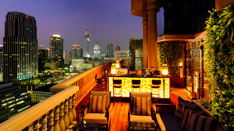 Amazing Luxury City Gardens & Terraces Ideas