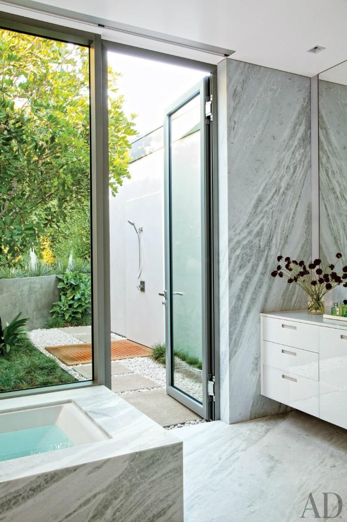 Natural Stone In Bathroom Design home inspiration ideas
