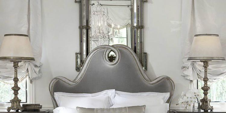 Pastel Elegance U2013 A Romantic French Bedroom