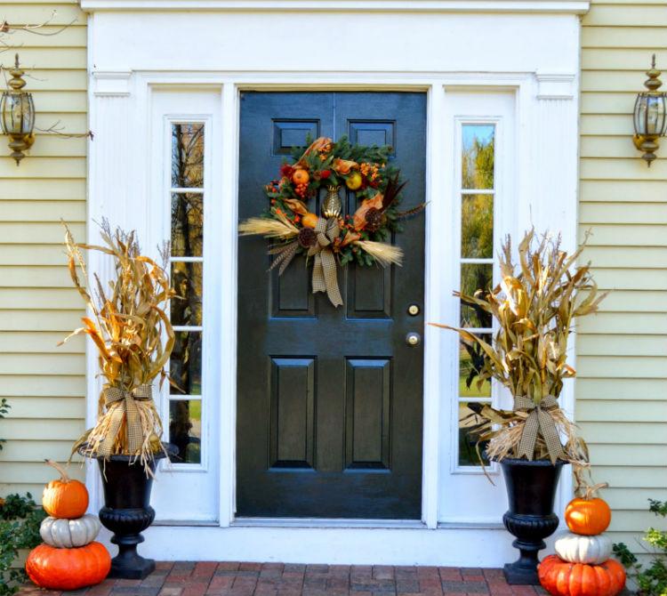 Halloween decoration ideas Halloween Door Decorations Halloween decor (13) home inspiration ideas