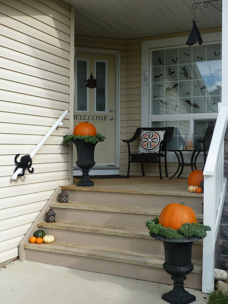 Halloween decoration ideas Halloween Door Decorations Halloween decor (18) home inspiration ideas