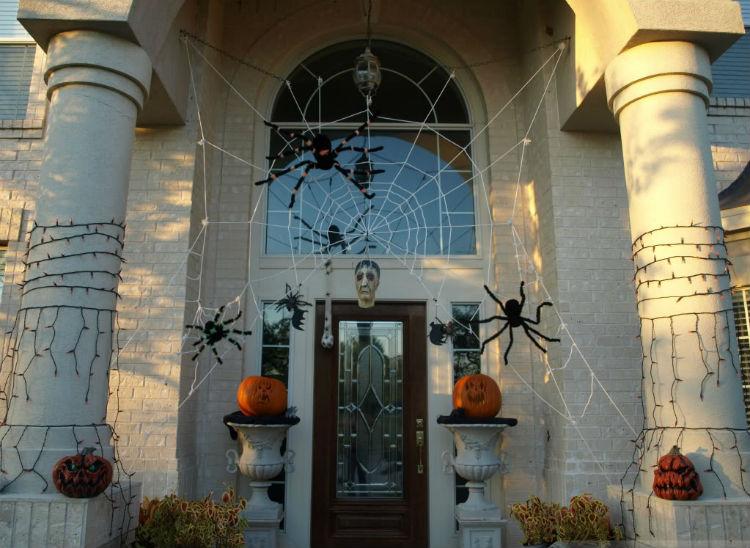 Halloween decoration ideas Halloween Door Decorations Halloween decor (24) home inspiration ideas