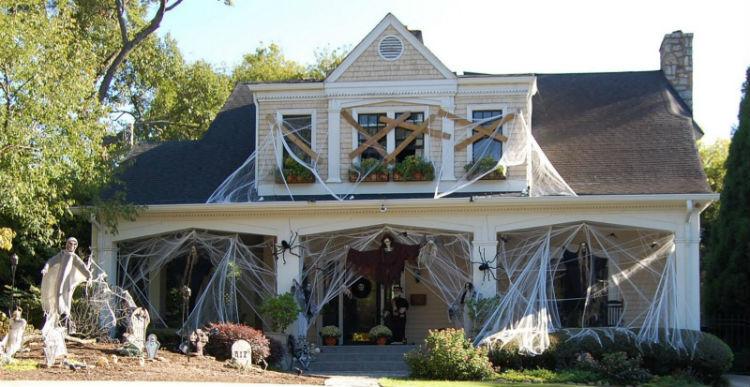 Halloween decoration ideas Halloween Door Decorations Halloween decor (25) home inspiration ideas