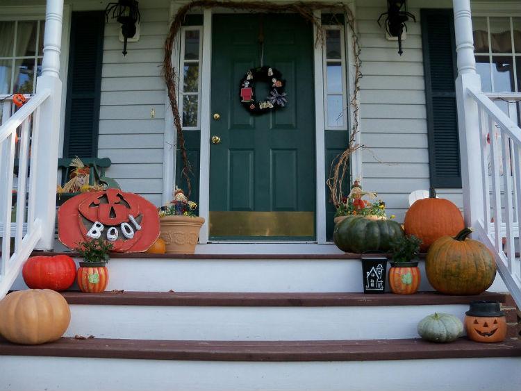 Halloween decoration ideas Halloween Door Decorations Halloween decor (28) home inspiration ideas