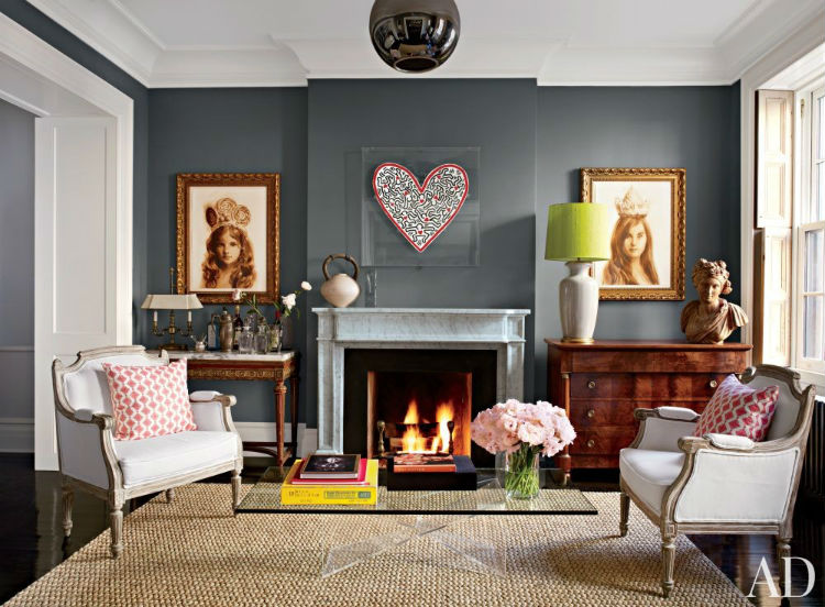 Shine Bright Inspiration Gold-leaf Accents For An Autumn Decor (2) home inspiration ideas