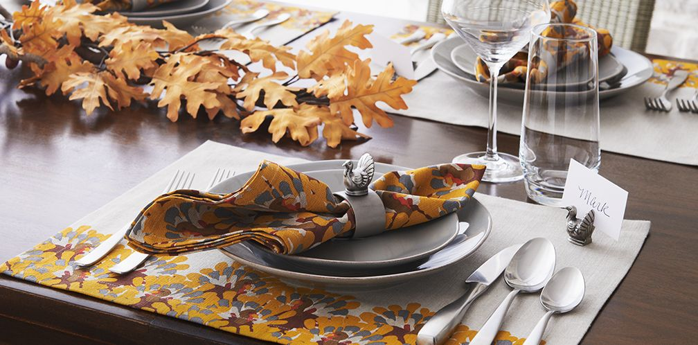Table setting home inspiration ideas Table setting home inspiration ideas & The Most Elegant Thanksgiving Table Settings