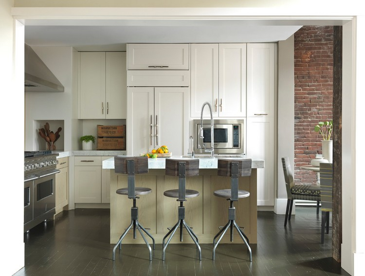Industrial style stools home inspiration ideas