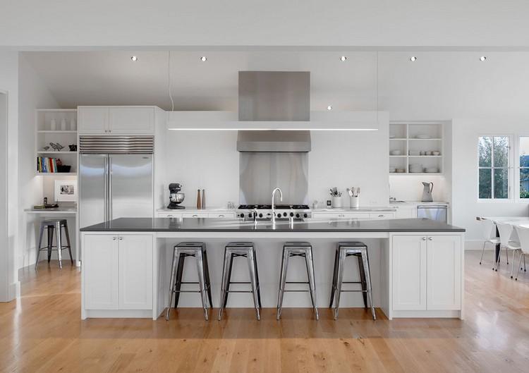 Large, modern kitchen home inspiration ideas