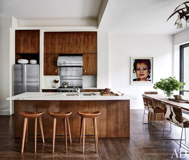 natural tones in kitchen home inspiration ideas