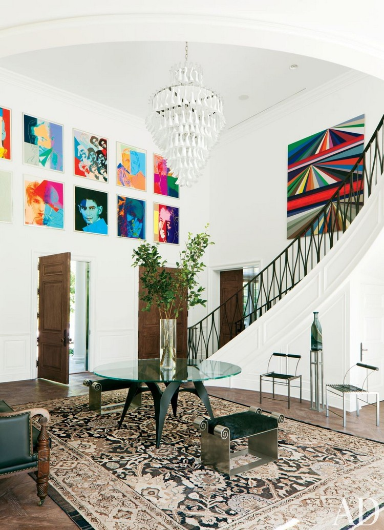 contemporary-entrance-hall-waldos-designs-beverly-hills-california-201211-2_1000-watermarked home inspiration ideas