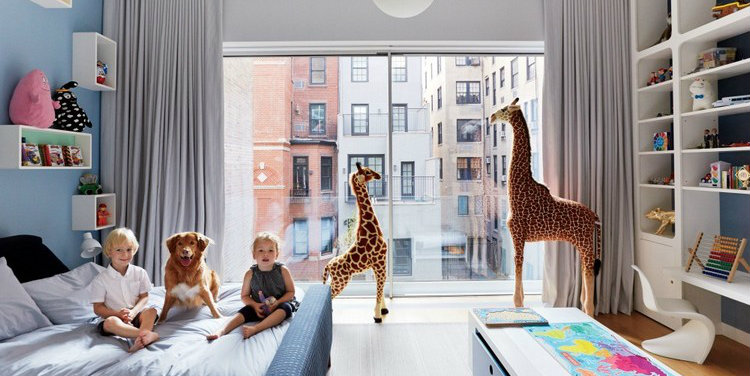 8 Scandinavian Design Ideas For A Children S Room