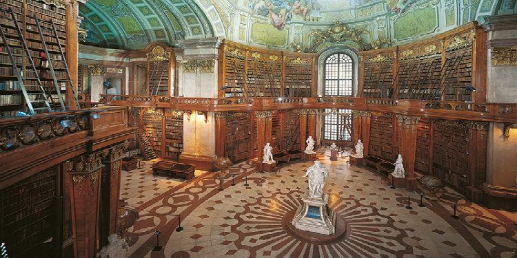 Austrian-National-Library-Vienna-Austria