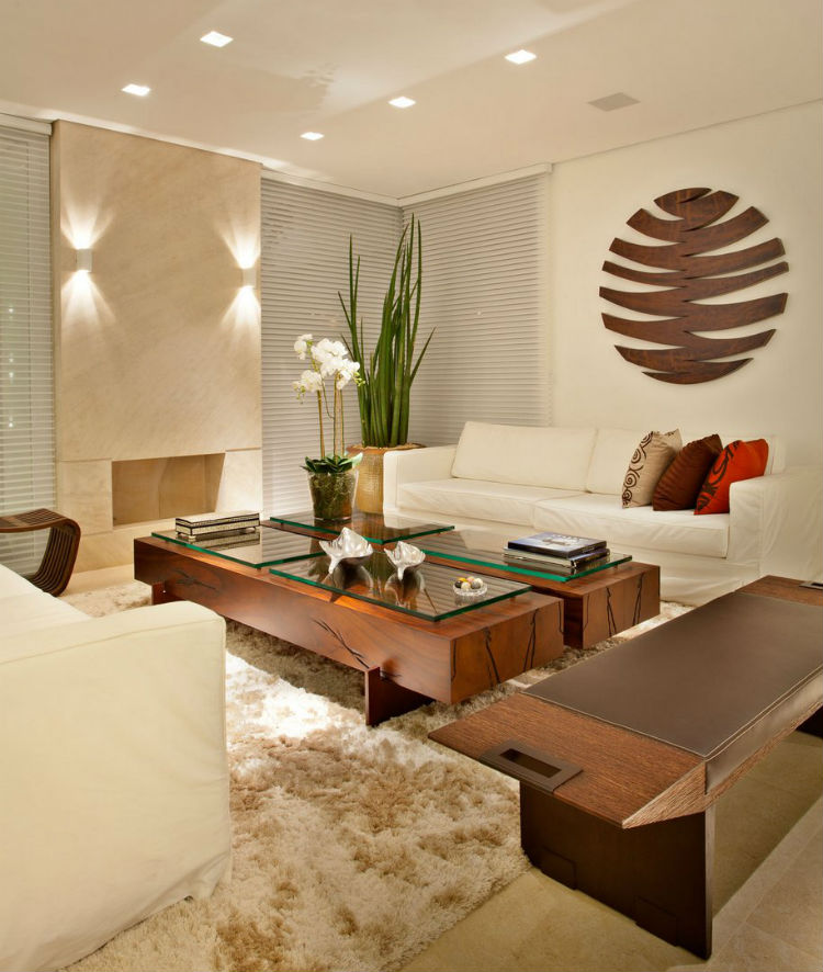 How to Bring a Modern look Using Contemporary Center Tables