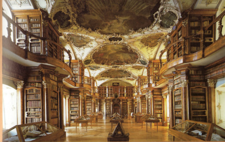 abbey-library-of-saint-gall home inspiration ideas