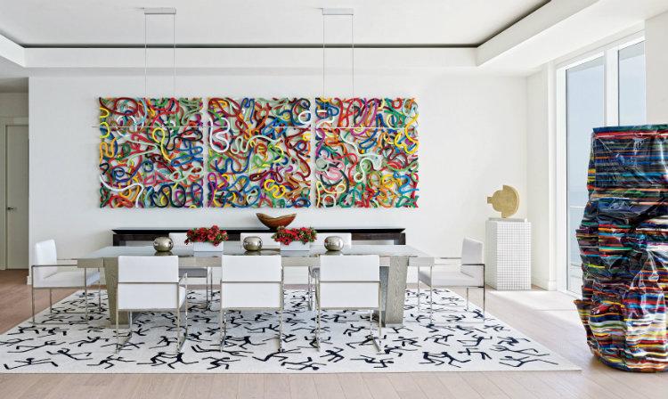 colorful design home inspiration ideas