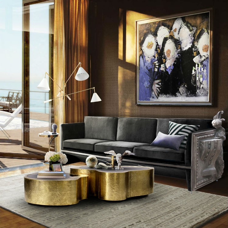 Luxury Textures in Living Room (2) home inspiration ideas