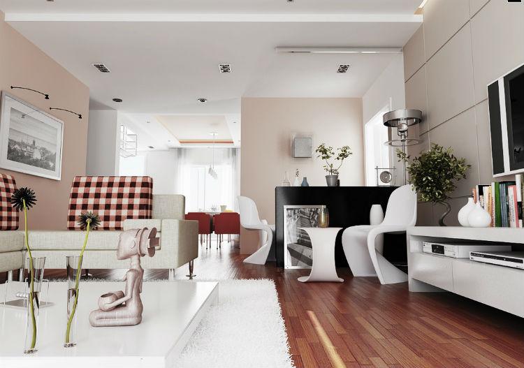 Pink color scheme home inspiration ideas