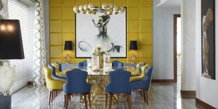 Home inspiration ideas – 15 elegant dining room ideas