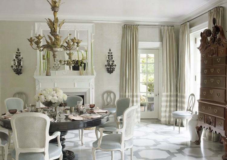 Dining room color paints - elaborate flooring home inspiration ideas