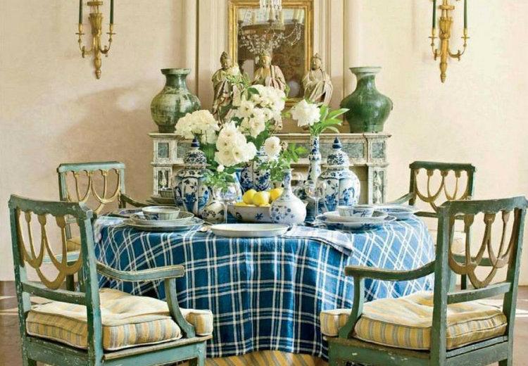 Dining area design - elegantly-ecletic home inspiration ideas