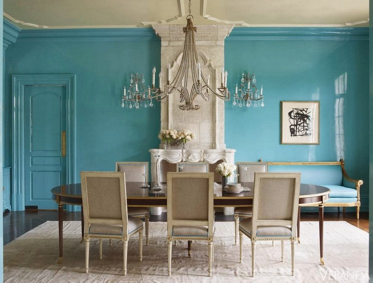 20 dining room inspirations to share with your friends gleaming turquoise home inspiration ideas